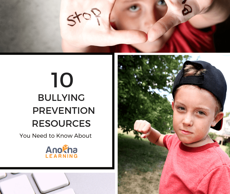 10 Bullying Prevention Resources You Need To Know About