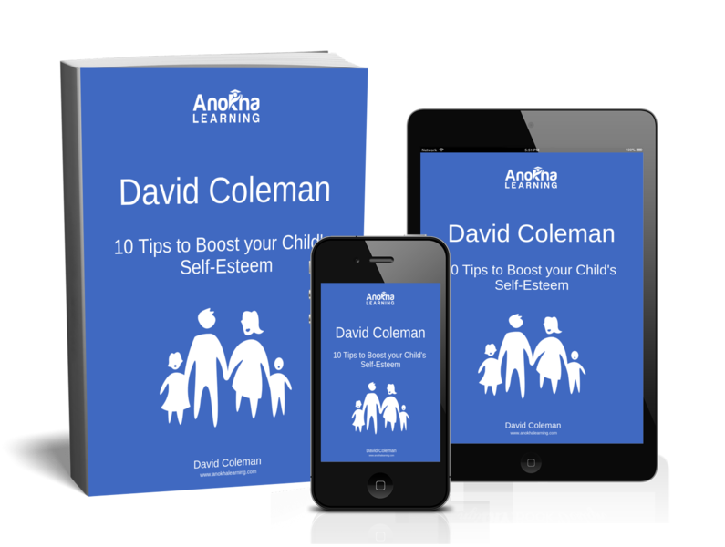 10 Tips to Boost your Child's Self-Esteem from David Coleman